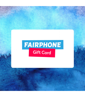 Carte cadeau Fairphone