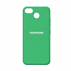 Fairphone 3 Protective Case Grün